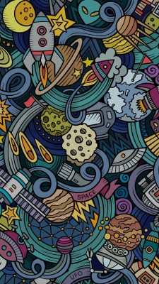 Pop Art Wallpaper Phone 1242x2208 Wallpaper Teahub Io