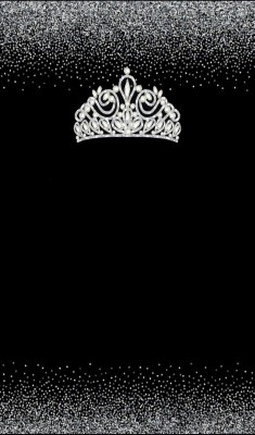 267 2675598 black and white queen crown