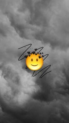 271 2713313 cute wallpaper emoji iphone