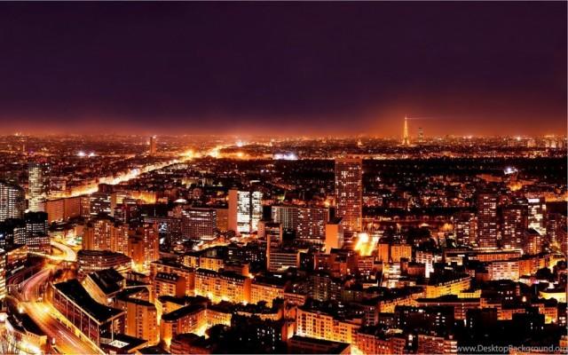 Beautiful Night Paris 1920x1200 Wallpaper Teahub Io