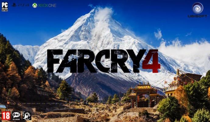 Far Cry 4 Wallpaper 1080p Far Cry 4 998x578 Wallpaper Teahub Io