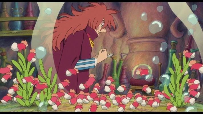 Ponyo Fujimoto Ponyo 1920x1080 Wallpaper Teahub Io