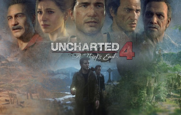 Uncharted 4 1280x720 Wallpaper Teahub Io