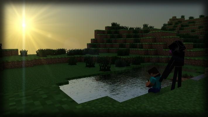 Novaskin Minecraft Wallpaper De Skin Minecraft Fond D Ecran 1600x900 Wallpaper Teahub Io