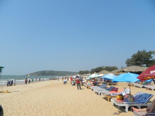 Baga Beach Image Goa Baga Beach Hd 3264x2448 Wallpaper Teahub Io