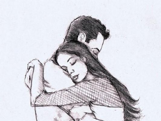 Cartoon Pencil Drawings Break Up Easy Pencil Drawings Broken Heart Breakup Drawing 2048x1536 Wallpaper Teahub Io