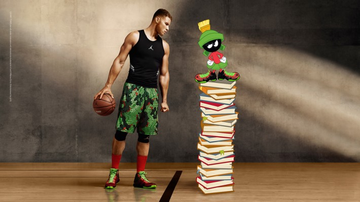 Blake Griffin Shoes Marvin Martian