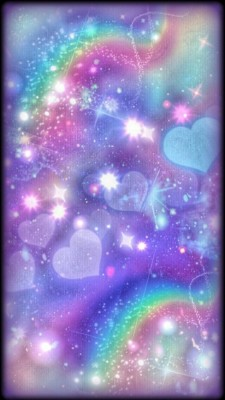 284 2841925 galaxy beautiful rainbow background