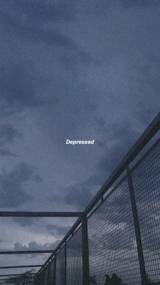 Depressed Sad Aesthetic 736x736 Wallpaper Teahub Io