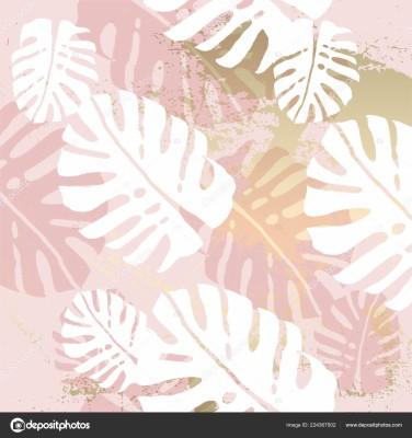 Pink And Gold Wallpaper Pastel Pink Rose Gold Wallpaper Patchwork 700x700 Wallpaper Teahub Io