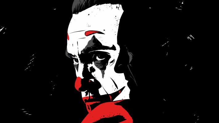 Wallpaper Joker Clowns It Balloon Movie 4k Joker Wallpaper 4k For Mobile 840x1336 Wallpaper Teahub Io
