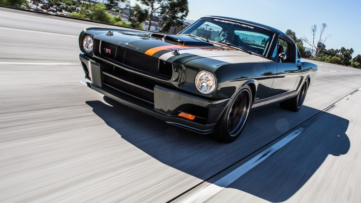 1965 Ford Mustang Hoonigan Asd Gymkhana Seven Drift ...