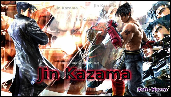 Jin Kazama Images Jin Kazama Hd Wallpaper And Background Jin