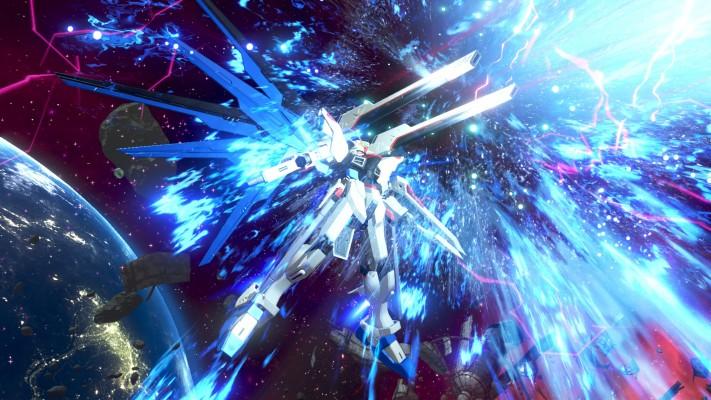 Gundam Versus Pc Wallpaper Full Hd Gundam 1920x1080 Wallpaper Teahub Io