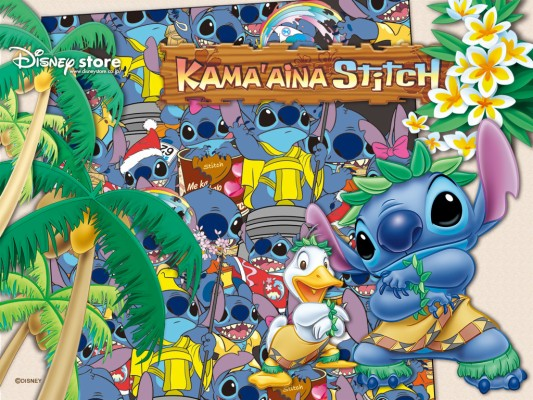 Download Stitch Wallpapers And Backgrounds Teahub Io