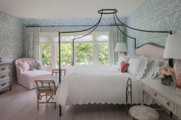 Blue Shabby Chic Bedroom Romantic Bedrooms In White 1280x853 Wallpaper Teahub Io