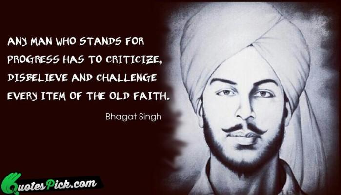 Bhagat Singh Quotes Atheist 1920x1200 Wallpaper Teahub Io