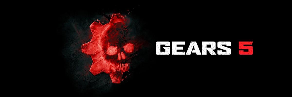 Gears 5 Skull Logo 4k Gears 5 Ice Omen 3840x1080 Wallpaper Teahub Io