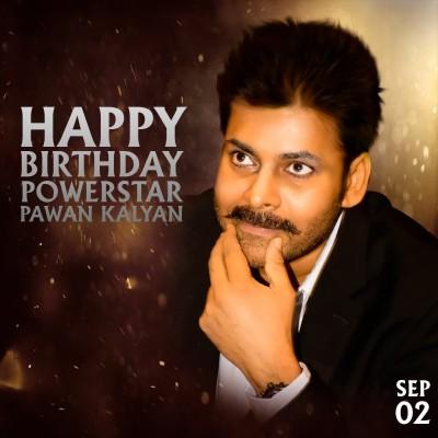 happy birthday power star pawan kalyan 1200x1200 wallpaper teahub io happy birthday power star pawan kalyan