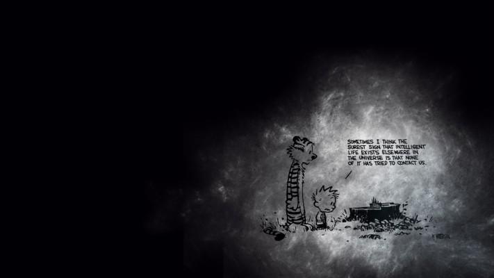 Calvin And Hobbes Wallpaper 4k Desktop 1920x1080 Wallpaper Teahub Io