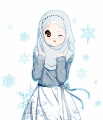 Muslimah Cantik 451x451 Wallpaper Teahub Io