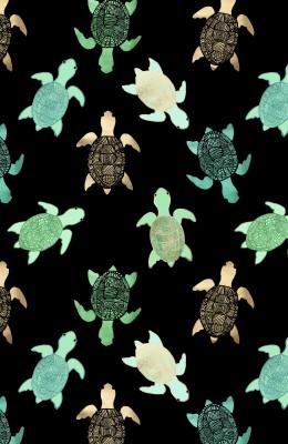 Cute Turtle Iphone Background 1300x2000 Wallpaper Teahub Io