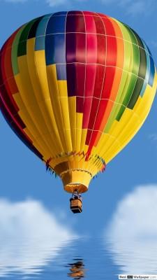 Hot Air Balloon Wallpaper Iphone 640x1136 Wallpaper Teahub Io