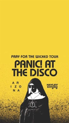 312 3120885 user uploaded image panic at the disco pray