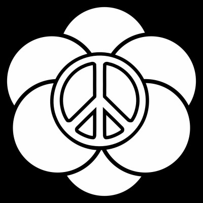 Free Printable Peace Sign, Download Free Clip Art, Free Clip Art ... | 400x400