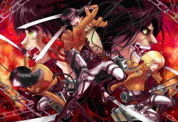 Share An Attack On Titan Anime Chibi 1280x719 Wallpaper Teahub Io