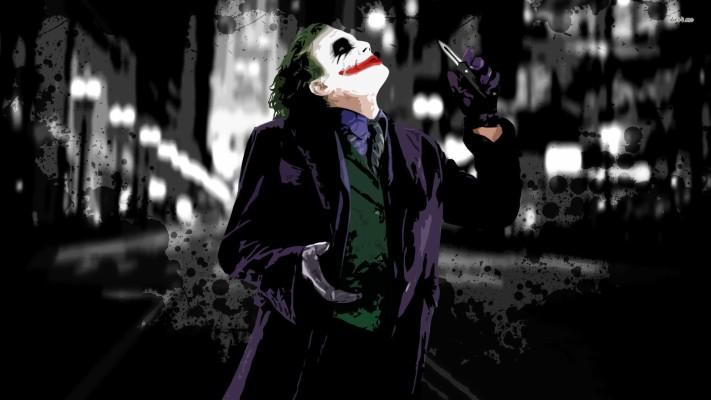 Dark Knight Joker 4k 1280x720 Wallpaper Teahub Io