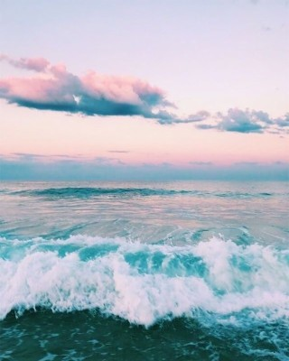 Beach Ocean And Wallpaper Image Aesthetic Wallpapers For Iphone 720x1280 Wallpaper Teahub Io