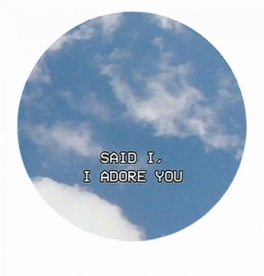 Clouds Aesthetic Tumblr Blue Aesthetic Circle Png 1080x1127 Wallpaper Teahub Io