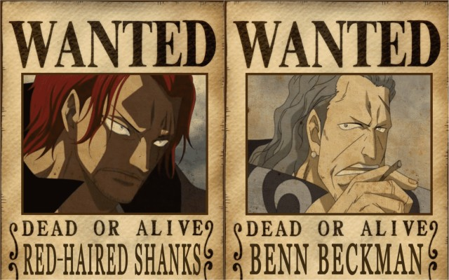 One Piece Wanted Posters One Piece Characters Wanted Poster 1300x813 Wallpaper Teahub Io