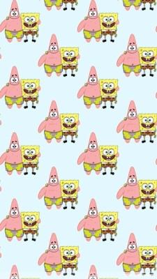 Spongebob And Patrick Aesthetic 720x1280 Wallpaper Teahub Io