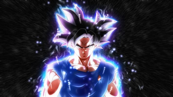 Son Goku Ultra Instinct Kamehameha 1920x1080 Wallpaper Teahub Io
