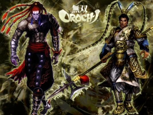 Dynasty Warrior Zhao Yun Vs Lu Bu - 7108x1999 Wallpaper ...