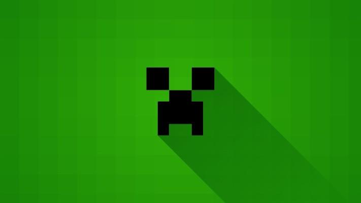 8skdgt4 Creeper Minecraft Herobrine 1920x1080 Wallpaper Teahub Io