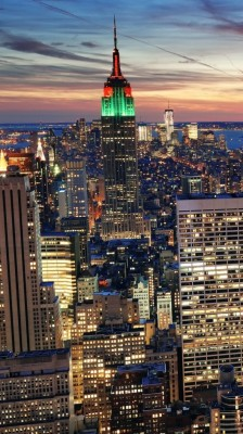 Houston Iphone Wallpaper New York City 1080x1920 Wallpaper Teahub Io