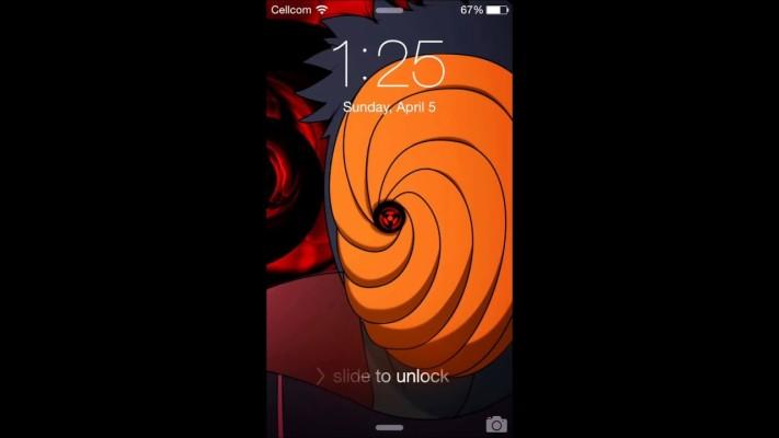 Lock Screen Naruto Aesthetic 720x1280 Wallpaper Teahub Io