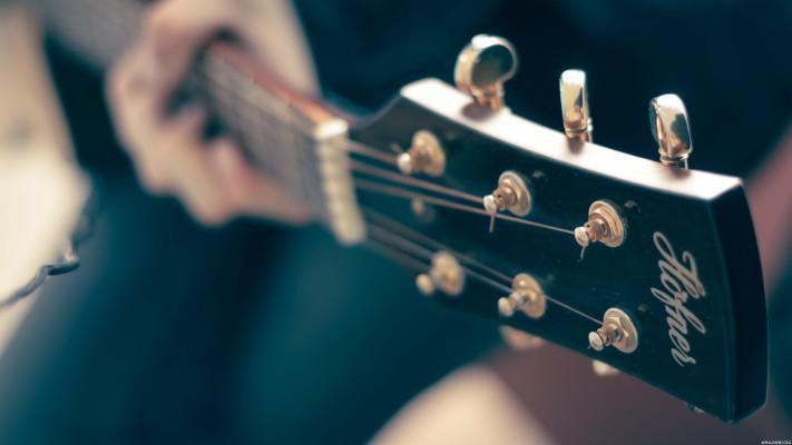 Guitar Wallpaper Guitar Wallpaper 4k 3840x2160 Wallpaper Teahub Io