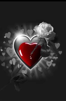 361 3615472 beautiful love heart art