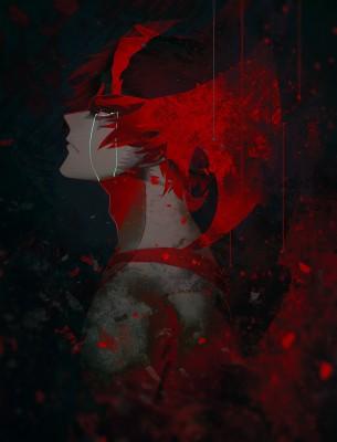 Devilman Crybaby Akira And Ryo 1024x768 Wallpaper Teahub Io