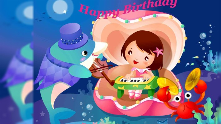 Download Funny Happy Birthday Images Free Data Src Happy Birthday Animation Photo Download 1920x1080 Wallpaper Teahub Io