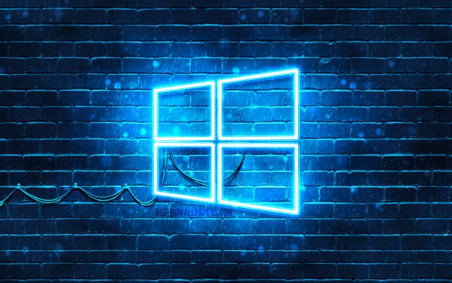 Windows 10 Wallpaper Neon 4500x3000 Wallpaper Teahub Io
