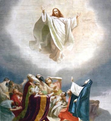 gambar tuhan yesus naik ke surga jesus christ goes to heaven 1018x1111 wallpaper teahub io gambar tuhan yesus naik ke surga