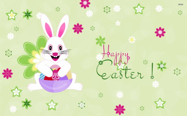 Happy Easter Wallpaper Hd 1920x1080 Wallpaper Teahub Io