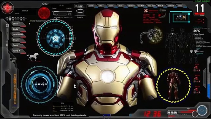 Iron Man Wallpaper 4k 1920x1080 Wallpaper Teahub Io