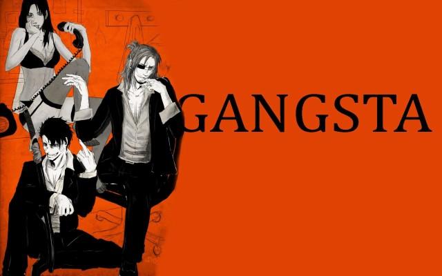 Hd Wallpaper Gangsta Anime 1920x1080 Wallpaper Teahub Io