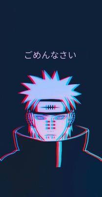 Pain Wallpaper Naruto Naruto Aesthetic 720x1383 Wallpaper Teahub Io